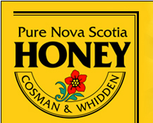 Cosman and Whidden Honey - Pure Nova Scotia Honey